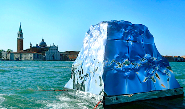 Biennale of International Contemporary Art Venice Italy