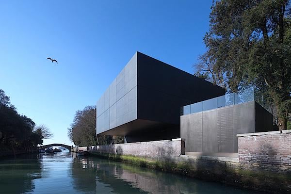 The Australian Pavilion.