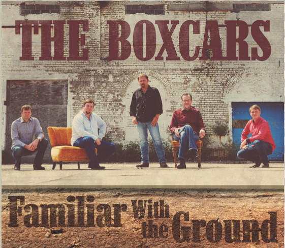 Boxcars bluegrass