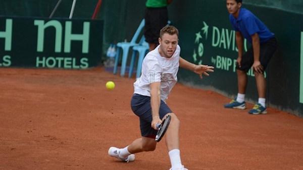 tennis Jack Sock Davis Cup