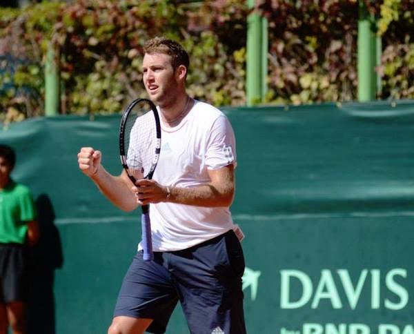 Jack Sock tennis