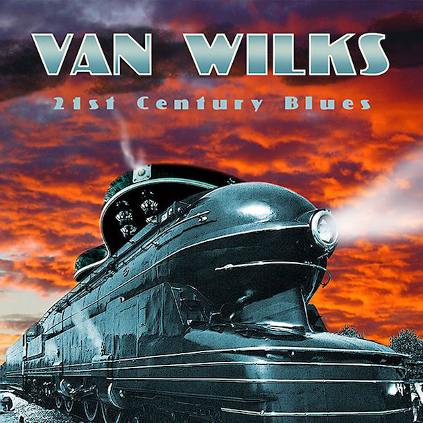 van walks blues guitar rock