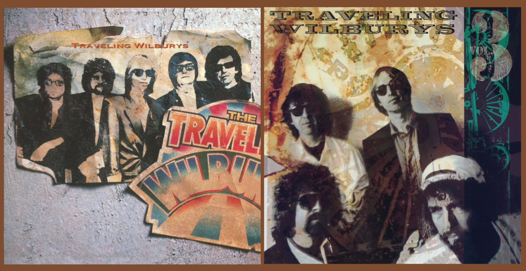 The Wilburys Are Coming Concord Bicycle Music Set To